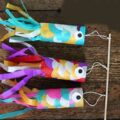 آموزش ساخت آویز ماهی با وسایل دورریختنی