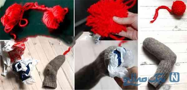 ساخت عروسک گوزن