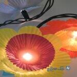 آموزش درست کردن کاردستی لامپ کاپ کیکی با وسایل بسیار ساده +تصاویر