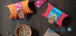 آموزش ساخت جعبه هدیه متفاوت و بسیار زیبا با وسایل ساده