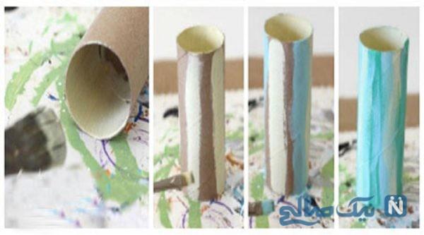 ساخت عروسک عروس دریایی