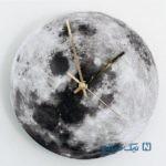آموزش ساخت کاردستی ساعت دیواری ماه