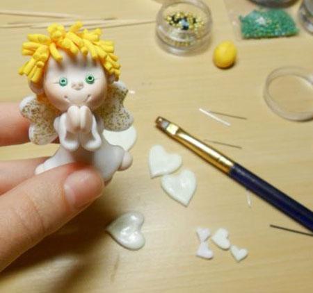 آموزش ساخت عروسکهای بسیار زیبا مخصوص سفره هفت سین۹۵+ تصاویر