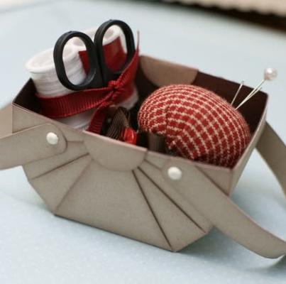 ساخت سبد هدیه بسیار زیبا مخصوص ولنتاین+ تصاویر