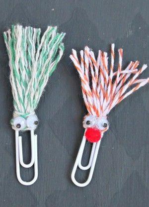 آموزش ساخت عروسک های ریزه میزه بسیار جالب با روشی بسیار راحت+تصاویر