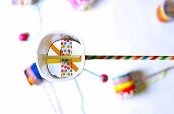 آموزش ساخت اسباب بازی بسیار کاربردی و جالب برای بازی با دوستان+تصاویر