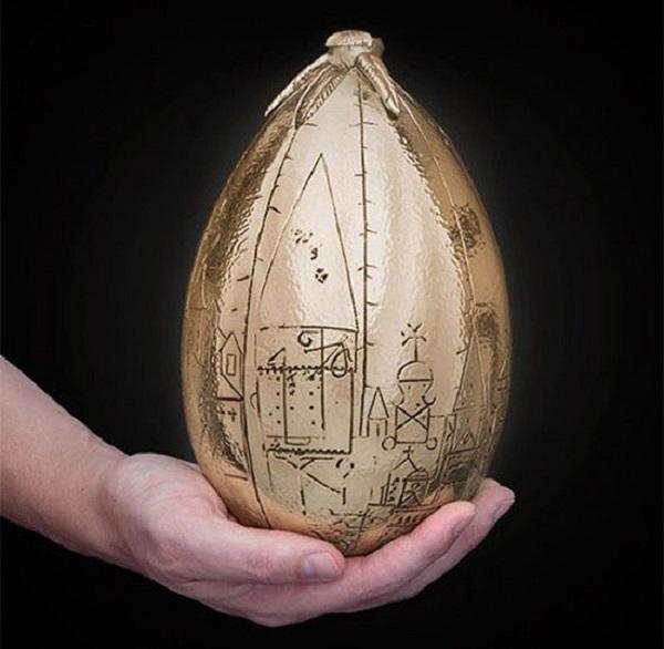 آموزش ساخت کاردستی تخم مرغ متفاوت و زیبا با وسایل دورریختنی تصاویر