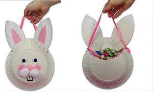آموزش ساخت کاردستی جاشکلاتی خرگوشی با وسایل دورریختنی+تصاویر
