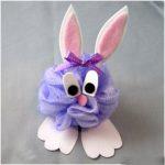 آموزش درست کردن  عروسک خرگوش با وسایل دورریختنی+تصاویر