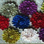 آموزش ساخت کاردستی گل با پوست پسته و روشی بسیار ساده+تصاویر