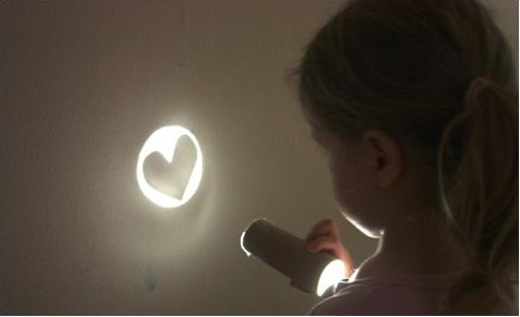 آموزش ساخت کاردستی قلب نورانی با وسایل دور ریختنی+تصاویر