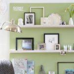کاردستی قفسه دیواری زیبا ایده ای برای خانه های کوچک +تصاویر