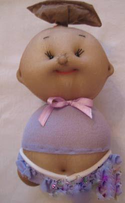 آموزش کاردستی عروسک با جوراب زنانه