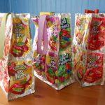 پاکت با قوطی ساندیس یک نوآوری جدید از مواد بازیافتی + تصاویر