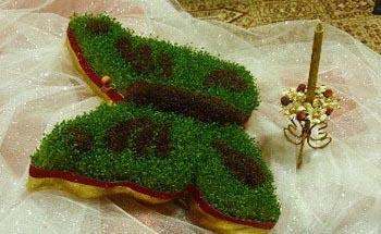 ساخت سبزه