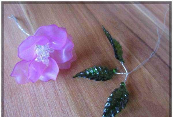 آموزش گلهای کریستالی به صورت مرحله به مرحله +تصاویر