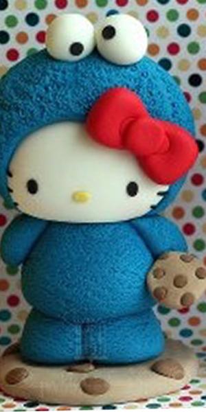 ساخت عروسک با خمیر