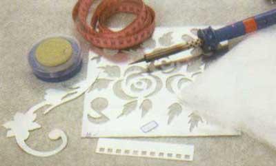 آموزش تزیین رومیزی