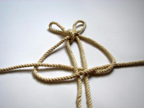 آموزش ساخت طناب مارپیچی
