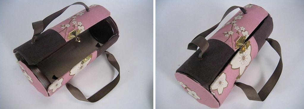 کاردستی کیف عینک