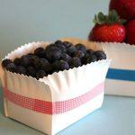 آموزش ساخت کاردستی ظرف میوه با بشقاب یک بار مصرف