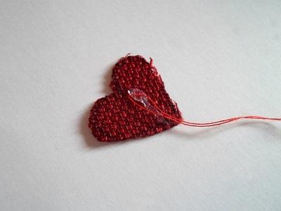 آموزش درست کردن تی بگ (Tea bag) به شکل قلب بسازید