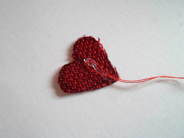 درست کردن تی بگ قلبی