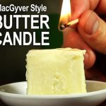 آموزش درست کردن شمع با کره