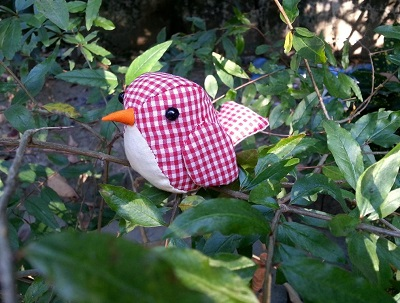 آموزش درست کردن عروسک پرنده پارچه ای بامزه !