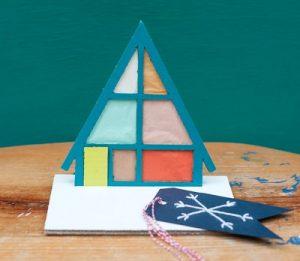آموزش درست کردن کارت پستال سه بعدی