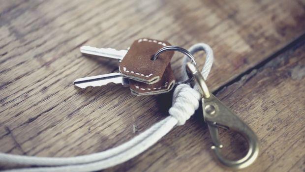 درست کردن کاور چرمی کلید