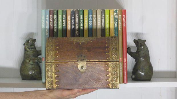 صندوق مخفی