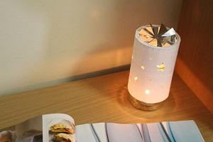 آموزش درست کردن فانوس کاغذی برای تزئین میز