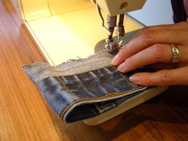 درست کردن کیف موبایل
