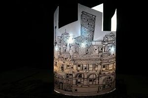 آموزش درست کردن لامپ کاغذی به ساده ترین روش