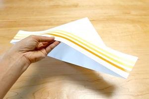 آموزش درست کردن کلاه کاغذی به ساده ترین روش