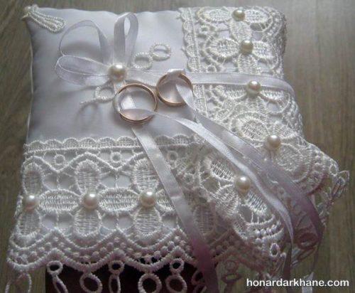 جا حلقه ای عروس