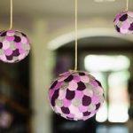 آموزش ساخت توپ تزیینی برای کریسمس