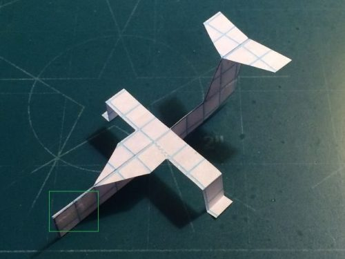 ساخت هواپیمای کاغذی