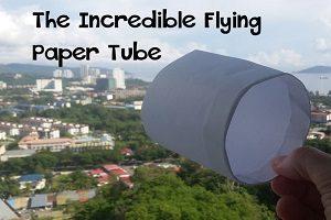 فانوس کاغذی ساده با قدرت پرواز بالا بسازید
