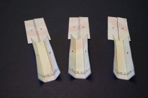 پرنده کاغذی