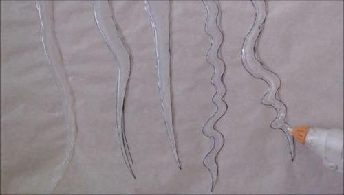 کاردستی عروس دریایی
