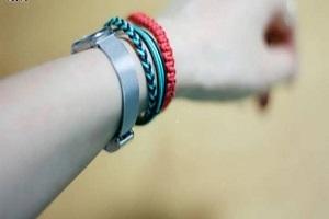 آموزش ساخت دستبند دوستی چرمی جدید و زیبا در منزل