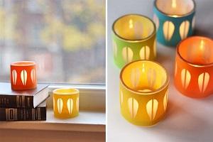 آموزش ساخت جا شمعی های زیبا