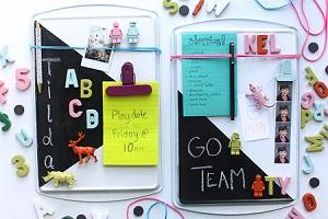 ساخت تخته یادداشت برای اتاق دانش آموز