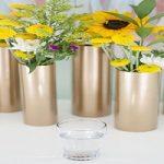 آموزش ساده ساخت گلدان با لوله pvc
