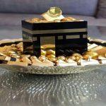 ساخت کاردستی ماکت خانه خدا با مقوا