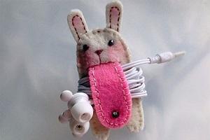 آموزش دوخت کیف عروسکی زیبا برای هندزفری