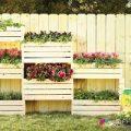 آموزش نحوه ساخت باغچه دیواری در منزل