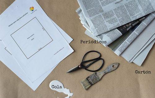 ساخت جای دستمال کاغذی